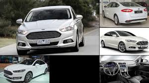 ford mondeo all years and modifications with reviews msrp