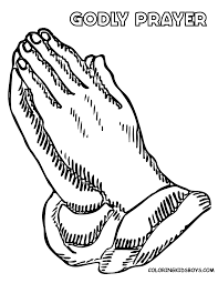 praying hands coloring page free new snapsite me