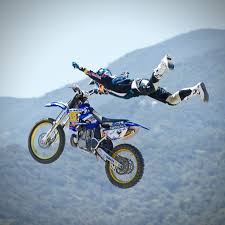 motocross gear san diego dirt bike rider levi jumping 378 feet over the san diego bay