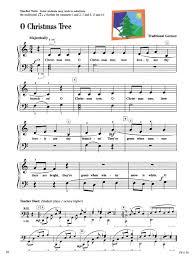 piano adventures level 2a christmas book faber piano adventures