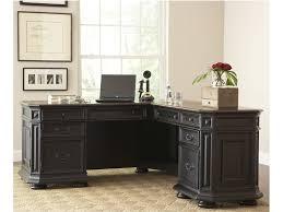 Office L Desks by Riverside Home Office L Desk And Return 44728 Moores Fine