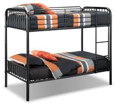 Aaron Twin Bunk Bed Leons - Leons bunk beds