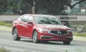 2018 acura tlx reviews and 2018 acura tlx spied u2013 future cars u2013 news u2013 car and driver