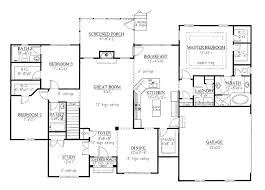 new american floor plans floor plans aflfpw17089 1 story new american home with 3
