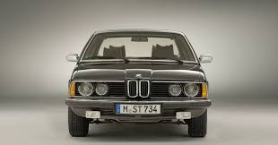 1977 bmw 7 series bmw shows us how the e23 7 series morphed into the g11 autoevolution