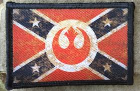 Rebel Flag Image Star Wars Confederate Flag Morale Patch U2013 Redheaded T Shirts