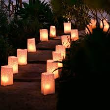 13 outdoor lighting ideas easy decorations battery operated