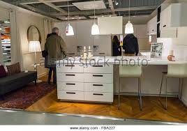 shopping for kitchen furniture modern kitchen furniture stock photos modern kitchen