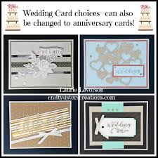 wedding cards crafty sisters creations