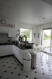 deco cuisine noir et blanc modele cuisine noir et blanc 3 lzzy co