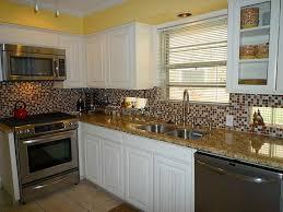 sink faucet backsplash for white kitchen subway tile travertine