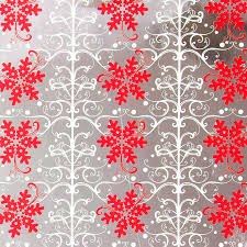 silver christmas wrapping paper signature gold medallion roll wrap gold medallion
