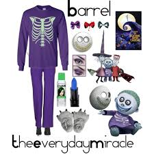 Halloween Costumes Nightmare Christmas Barrel Halloween Costume Polyvore