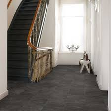 Laminate Flooring Slate Quick Step Exquisa Slate Black Tile Exq1550