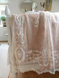 486 best vintage curtains and linens images on pinterest vintage