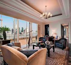 living room suit the peninsula shanghai