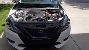 nissan sentra 2017 nismo 2017 nissan sentra sr turbo nismo cold air intake youtube