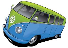 volkswagen beetle clipart vw bus by stxd s free images at clker com vector clip art