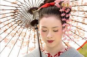 Geisha Hairstyles Iconic Hair Movie Night At A Salon Memoirs Of A Geisha Sf