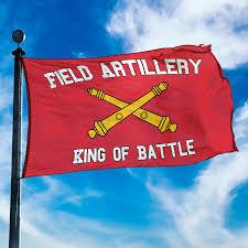 Battle Flag Artillery King Of Battle Flag Asmdss Gear