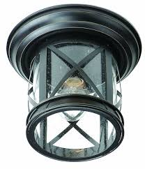 Ceiling Mounted Lights Trans Globe Lighting 5128 Rob Outdoor Chandler 9 5