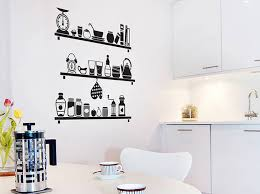stikers cuisine décorer la cuisine avec des stickers décoration