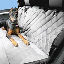 pet dog back seat cover hammock