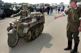 modern army vehicles this man owns the largest collection of artifacts new york post