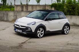 vauxhall adam rocks 2015 opel adam rocks european review the truth about cars