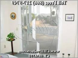 Retractable Screen Doors for Outswing French Doors  Modern Looks