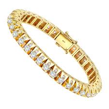 gold man bracelet images 15 carat unique diamond tennis bracelet for men in 14k gold by jpg
