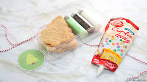 christmas cookie decorating kit target frosty the snowman