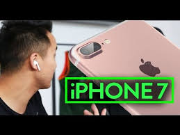 fungbros haircut iphone 7 airpod reactions announcement fung bros tech youtube
