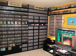 your video game collection will never ever be this impressive