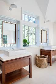Free Standing Vanity Artscape Window Film Bathroom Contemporary With Bathroom Lighting