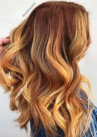golden apricot hair color 53 hottest fall hair colors to try trends ideas tips glowsly