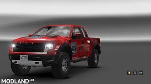 Ford Raptor Farm Truck - ford f150 svt raptor v2 0 for 1 24 mod for ets 2