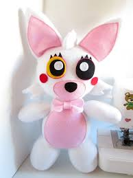 mangle plush inspired by five nights at freddy u0027s