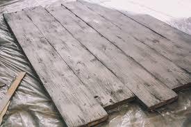 how to distress wood make custom wall daniel fava