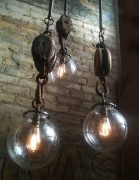 Unique Hanging Lights Best 25 Vintage Industrial Lighting Ideas On Pinterest Vintage