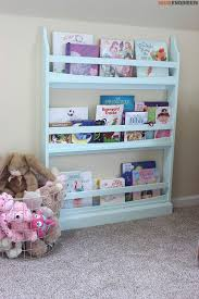 Wood Bookshelves Plans by Children U0027s Wall Bookshelf Walls Woodworking And Wood Projects