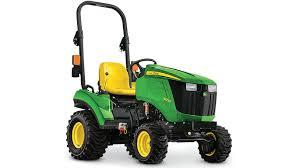 sub compact utility tractors 1023e tractor john deere us