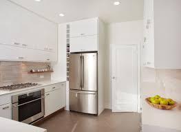Modern White Kitchen Cabinets Kitchen Black And White Kitchen Decor Kitchen Island White Gloss
