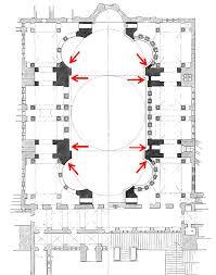 floor plan of hagia sophia hagia sophia trompe l oeil daydream tourist