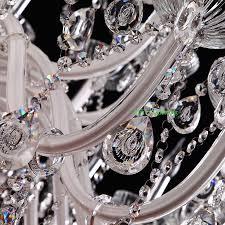Art Glass Chandeliers High Ceiling Chandelier Home Design Ideas Ceiling Mount
