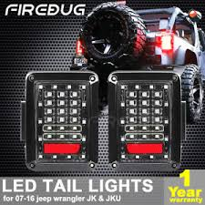 led lights for jeep wrangler jk firebug jeep wrangler rear led lights led lights brake