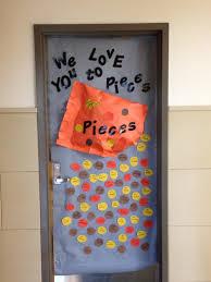 fall door decoration ideas for a classroom enhance your interior