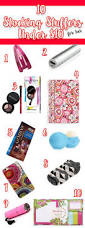 25 best ideas about stocking stuffers for her on pinterest
