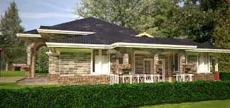 house design plans in kenya arch porch bungalow house plan 13 interesting inspiration 3