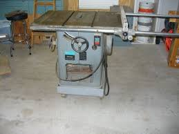 Rockwell 10 Table Saw Rockwell Delta Table Saw 34 335 Crowdbuild For